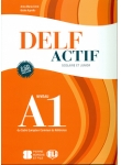 DELF Actif A1, scolaire et junior (+CD)