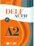 DELF Actif A2, scolaire et junior (+CD)