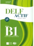DELF Actif B1, scolaire et junior (+CD)