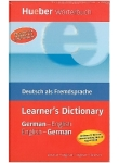 Learner's Dictionary: German-English, English-German