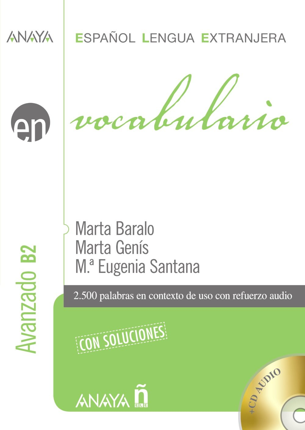 en Vocabulario B2 + CD