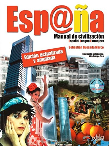 Espana. Manual de civilizacion + CD