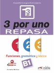 3 por uno B1, Libro del alumno + audio download