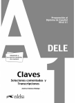 DELE A1, claves (2020)